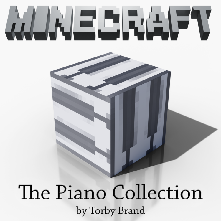 Minecraft - The Piano Collection